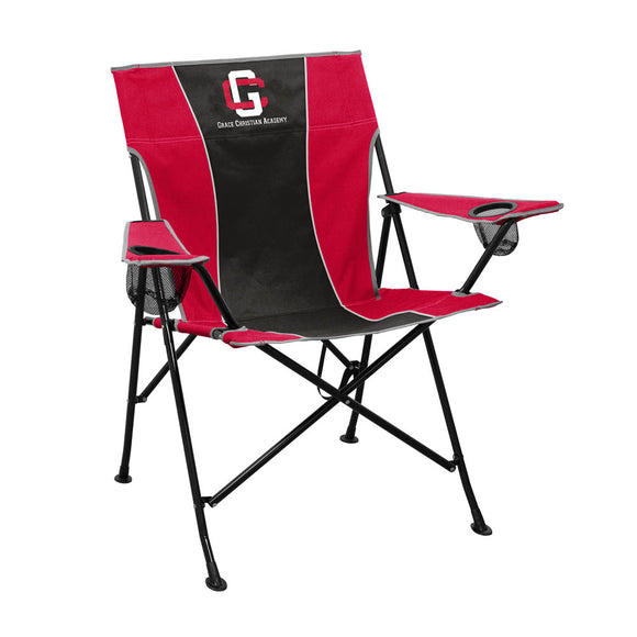 Grace Christian Academy Pregame Chair