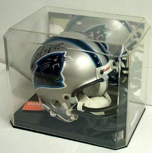 Protech Mini Helmet Display with Mirrored Back