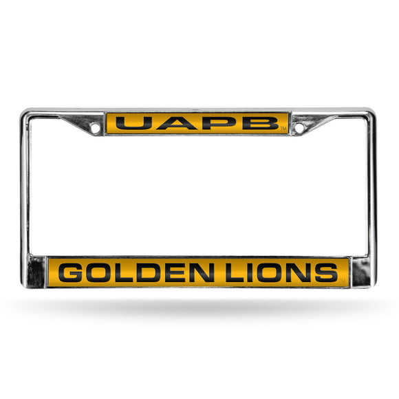 ARKANSAS PINE BLUFF LASER CHROME FRAME