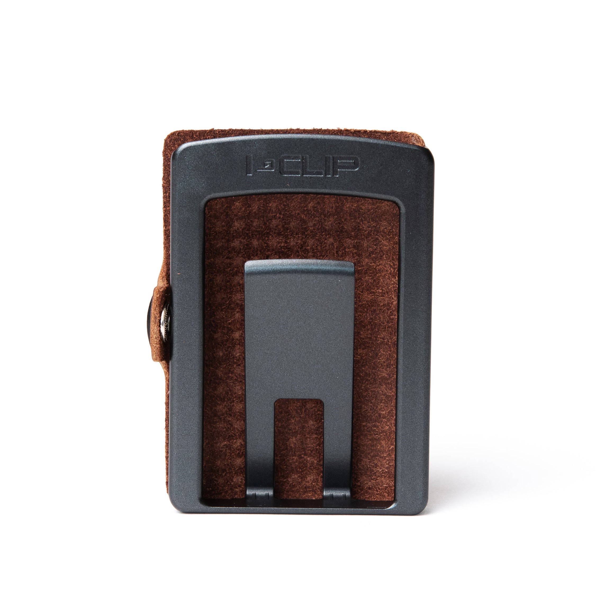 AdvantageR Leather - Oak / Gunmetal Black Frame - I-CLIP
