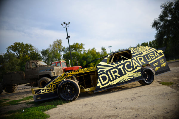 DIRTCAR USA IS GIVING AWAY A $40,000 DIRT MODIFIED