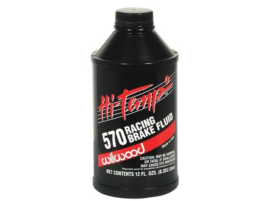 Wilwood Hi-Temp Racing Brake Fluid