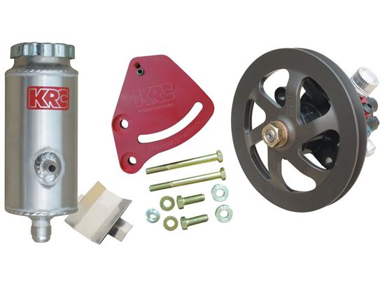 KRC Cast Power Steering Pump Kits