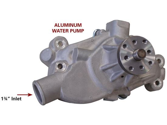 Stewart Aluminum High Flow Water Pumps - Short