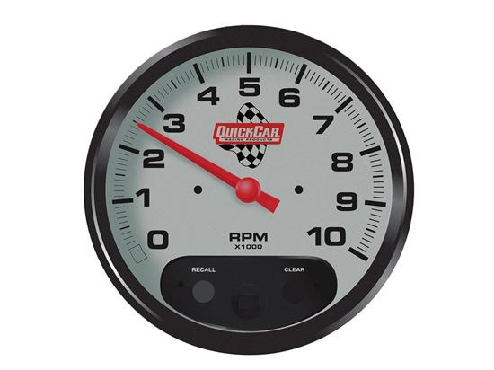 "Quickcar Tach 5"" With Recall"