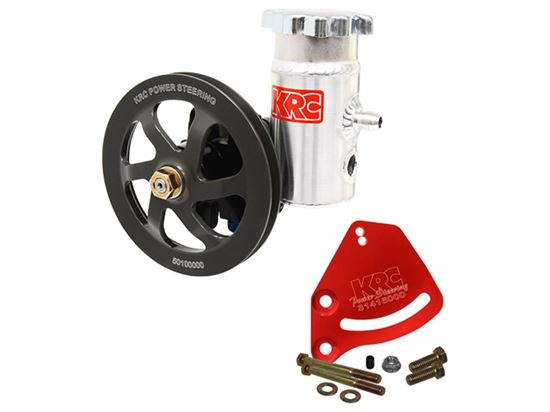 KRC Bolt On Reservoir Cast Pump Kits