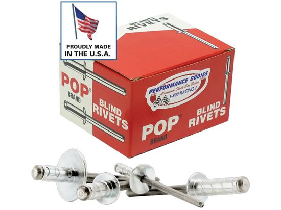 "POP Rivets - Multi Grip 3/16"" Boxes of 250"