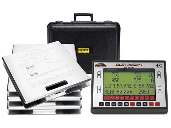 Intercomp Electronic Scales - Wireless Quik Weigh