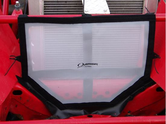 Outerwears Radiator Screens