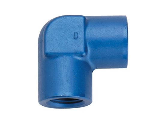 Fragola Aluminum Adapters - Pipe Elbows