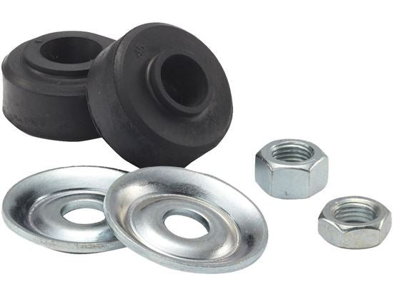 QA1 Stock Mount Shock Stud and Bushing Kit