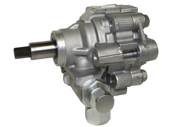 "Sweet Aluminum Power Steering Pump with 3/8"" Hex Drive"