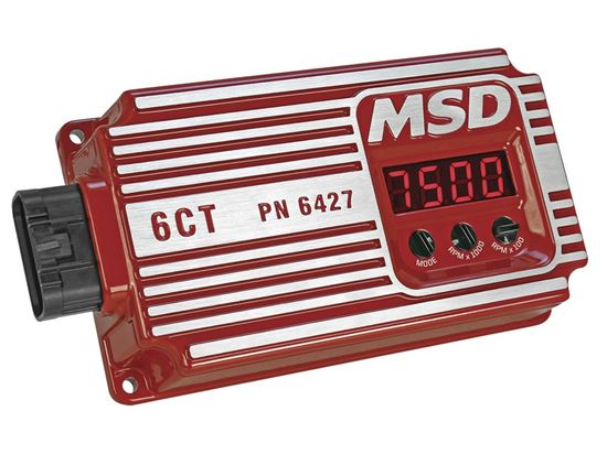 MSD 6CT IGNITION CONTROL BOX