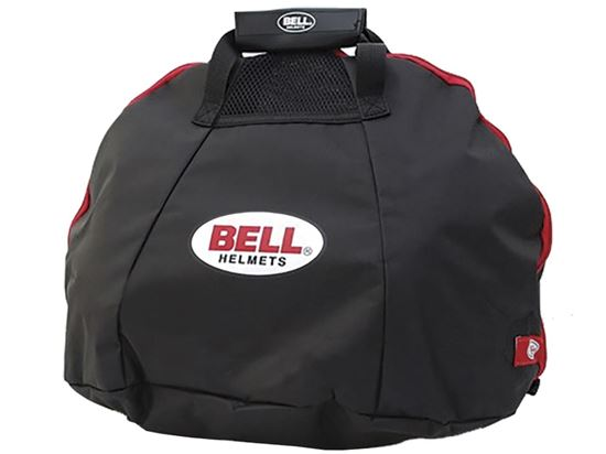 Bell Black Fleece Helmet Bag