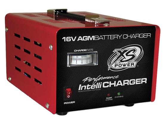 XS 16V Battery Intellicharger - 20A Max
