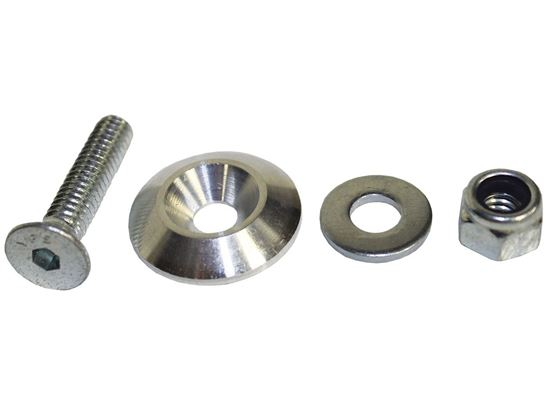 COUNTERSUNK BOLT KITS - 20 PACK