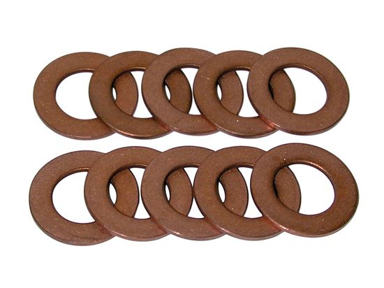 Moroso Copper Replacement Drain Plug Washers