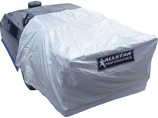 Allstar Car Cover - Back Half