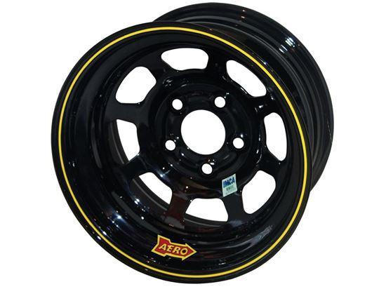 "AERO 52 Series - 15"" x 8"" Wheels - IMCA"