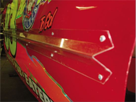 "Lexan Decal Protection Kit - (3) 4"" x 72"" Pieces"