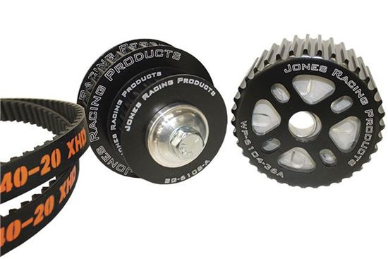 Jones SBC Radius Tooth Kit