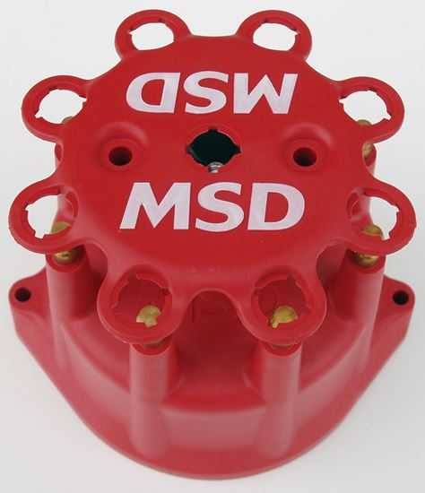MSD Distributor Replacement Caps