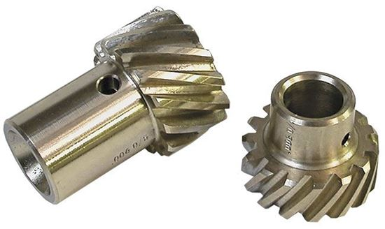 MSD Distributor Gear - Oversized Chevy