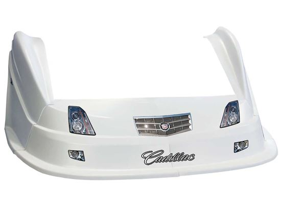 MD3 Evolution 1 Nose Kit - (Cadillac) With Flat Right Fender Kit