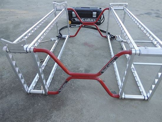 DirtCarLift X-Series Car Lifts