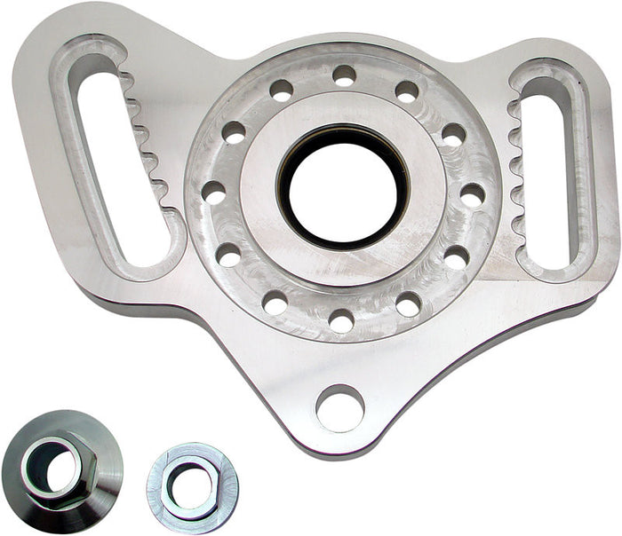 DOUBLE SIDED ALUMINUM PINION BRACKET