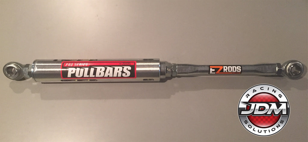 DirtCar USA Bolt-On-Ready Pro Series Pullbar