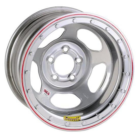 15X8 - 5 X 5 INTERTIA ADVANTAGE BEADLOCK WHEELS