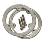 40 TOOTH PULLEY GUIDE SET