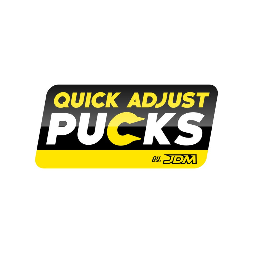 QUICK ADJUST PUCKS