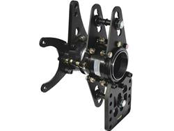 WEHRS DOUBLE SHEAR LEFT REAR BRAKE COMBO CAGE
