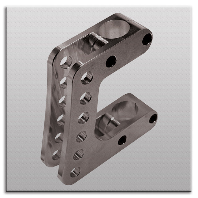 Clamp On Pull Bar Bracket