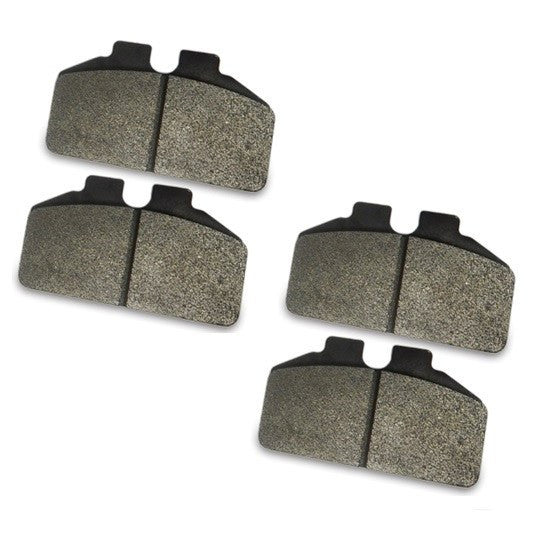 BRAKES - BRAKE PADS F22 SR COMPOUNDS