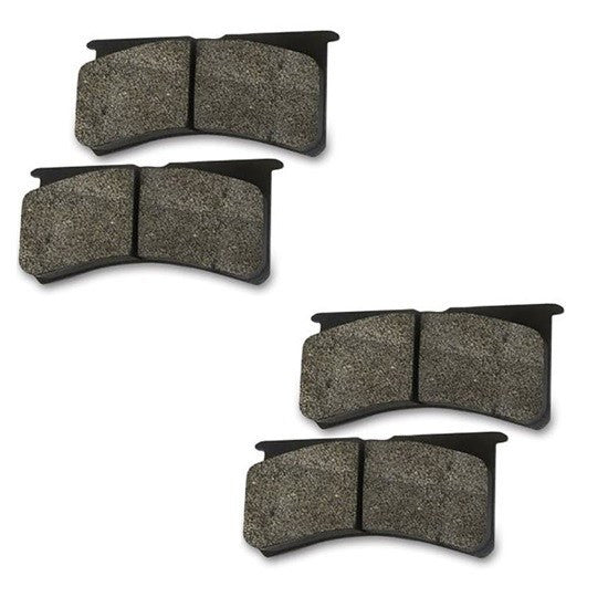 BRAKES - BRAKE PADS F88 SR COMPOUNDS