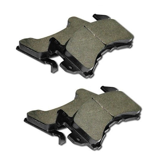 BRAKES - BRAKE PADS GM METRIC C1 & C2 COMPOUND