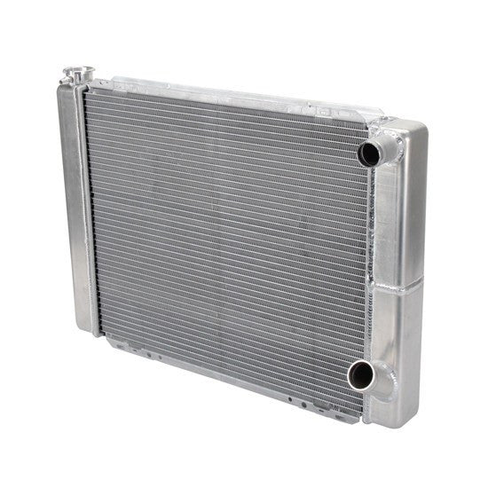 COOLING - DOUBLE PASS RADIATOR