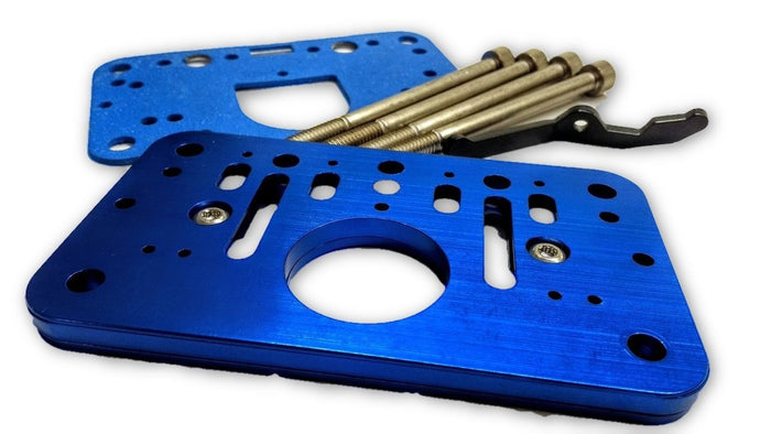 ENGINE & DRIVELINE - ROLLOVER PLATE KIT