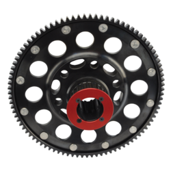 91 TOOTH FLYWHEEL, 1-PIECE