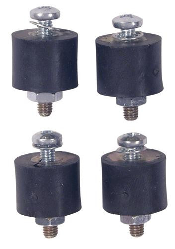 MSD BOX VIBRATION MOUNTS