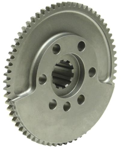 Chevy Externally balance flywheel for Brinn