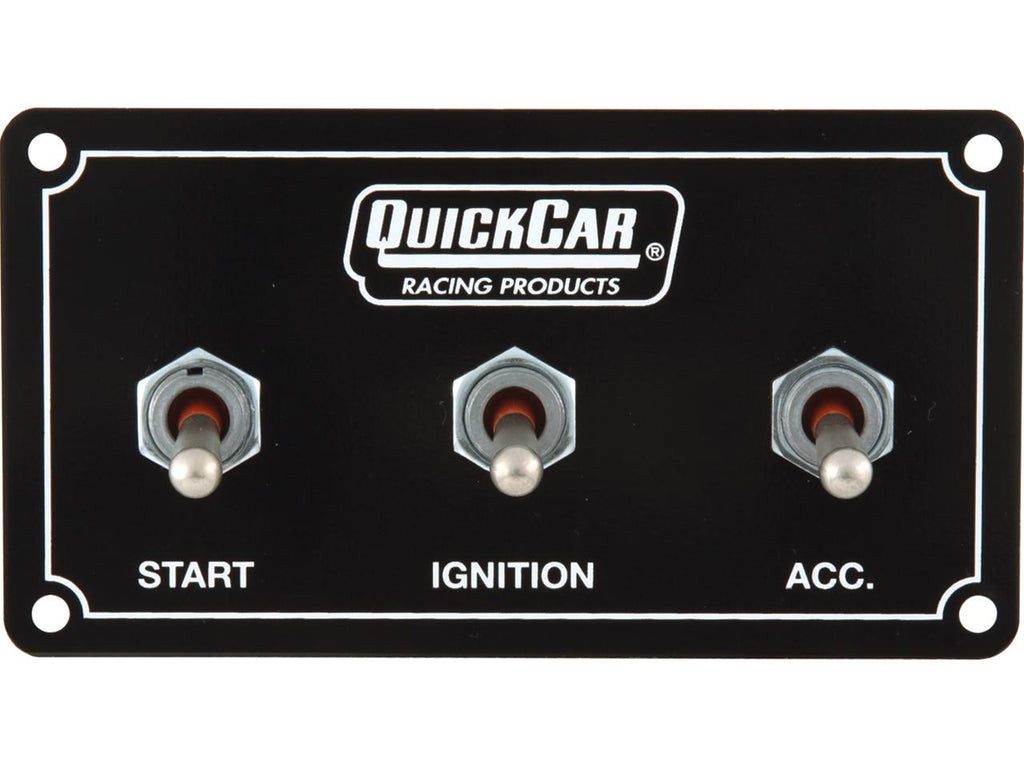 QuickCar Extreme Ignition Panel