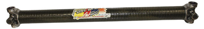 "Fast Shaft 2 1/4"" Carbon Fiber Drive Shafts w/ Aluminum Ends"
