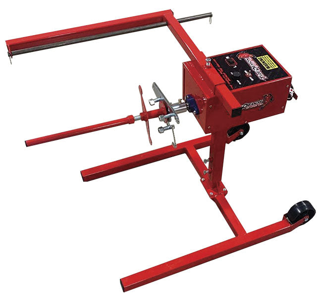Tire Demon Base Machine - Variable Speed