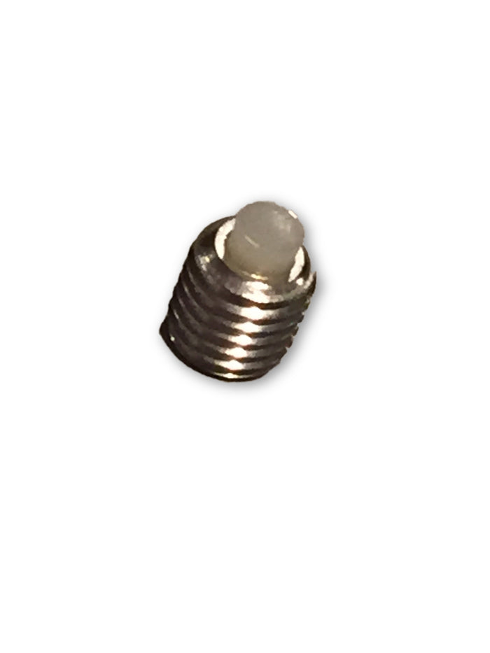 NYLON TIPPED SET SCREWS (10 pack)