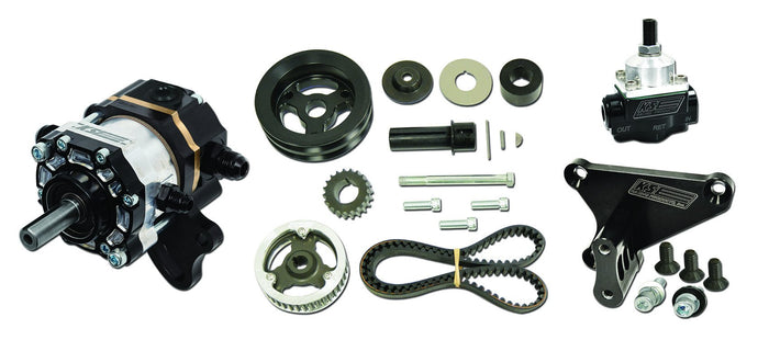 STEERING - TANDEM X BELT DRIVE PUMP - SBC CRATE KIT