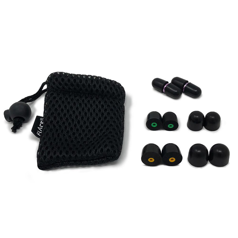Sleeep Pro Titanium Ear Plugs Contents